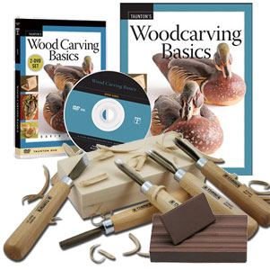 Narex Starter Carving Set Package Deal147107P