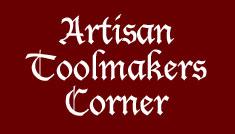 Artisanal Toolmaker Banner