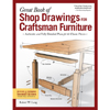 Great Book of Shop Drawings for Craftsman Furniture 205740