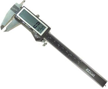Woodworkers Fractional Digital Caliper 168310