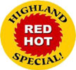 Red Hot Woodworking Specials