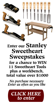 Enter to win our Stanley Sweetheart Sweepstakes