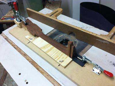 Guitar & Mandolin Building Jig