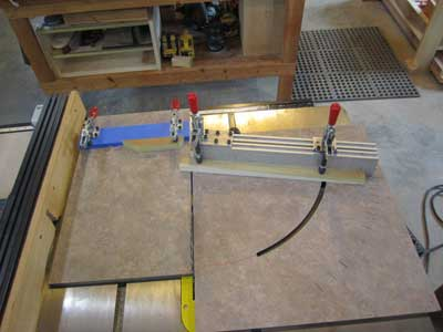 Toggle Clamp Jig Gallery