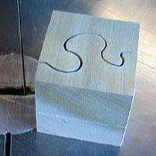 Bandsaw Puzzle Cubes plans
