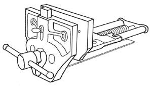 Mounting Quick-Release Vise Instructions