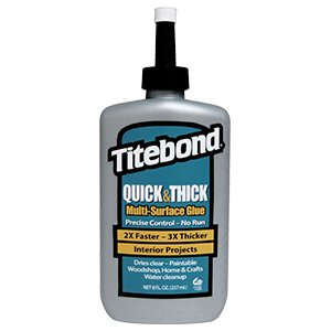 Titebond Wood Molding Glue, 8 oz.  165024