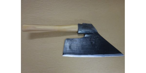 Right Bevel Biber Classic German Pattern Broad Axe