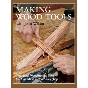 making wooden tools