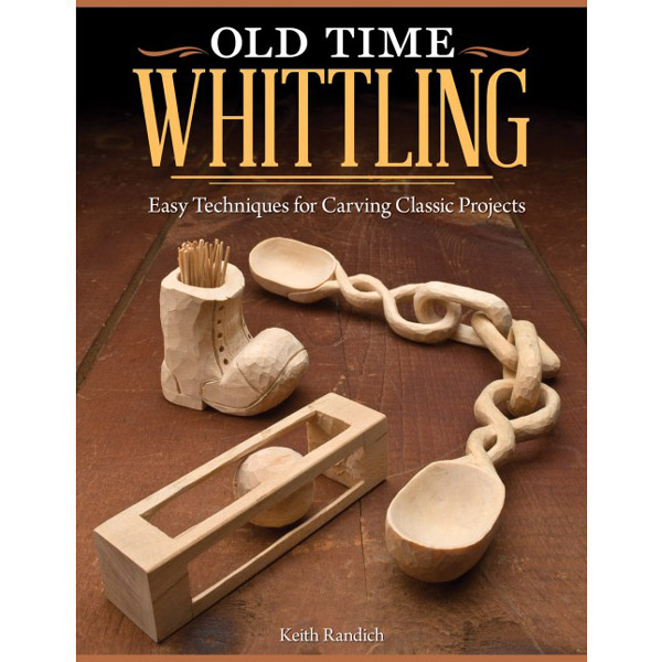 Easy Whittling Projects http://www.highlandwoodworking.com/oldtimewhittlingeasytechniquescarvingclassicprojects.aspx