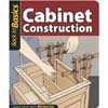 Cabinet Construction - Back To Basics 205625