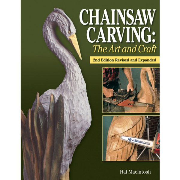 Chainsaw carving the art craft books