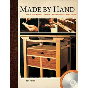 Made By Hand Tom Fidgen Book Dvd Woodworking With Hand