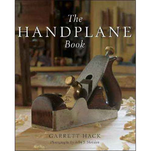The Handplane Book by Garrett Hack 201255
