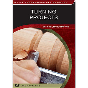 Turning Projects with Richard Raffan DVD 220449
