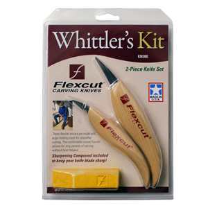 Flexcut Whittler's Kit 125442