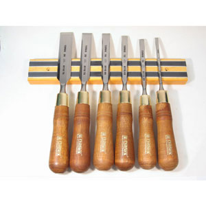 Narex Set of 6 Premium Chisels
