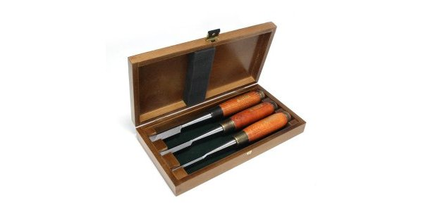 Narex Dovetail Chisels - Set of 3