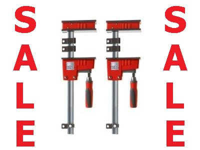 Bessey K Body REVO Pair of Clamps SUPER SALE!!