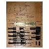Fuller No. 11 Quick Change Taper Drill Bit Set 175631