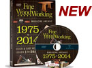 Fine Woodworking  Magazine Archive 1975-2014 DVD-ROM 222014