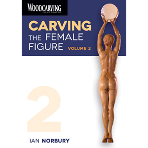 Carving The Female Figure Volume 1 - Norbury DVD  221556