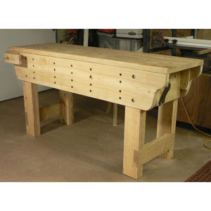 Build a Workbench in a weekend with Jim Dillon