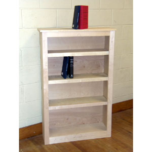 Build a Bookcase with Jim Dillon