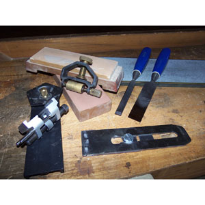 Hand Tool Sharpening with Jim Dillon