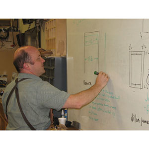 Cabinetmaking Basics with Jim Dillon