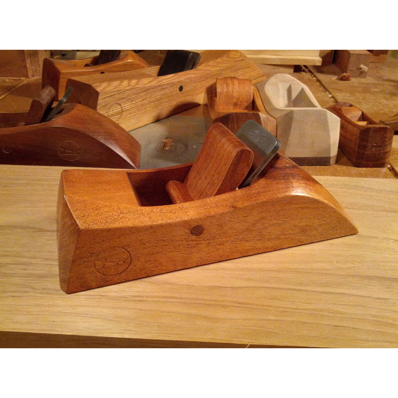 how to make a wooden plane