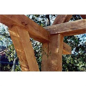Timber Framing with Mike Goldberg