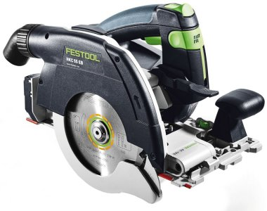 Festool HKC 55 EB Cordless Carpentry Saw