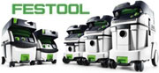 Festool's HEPA Dust Extractors