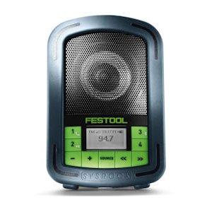 Festool SYSROCK Worksite Radio BR10 - NEW