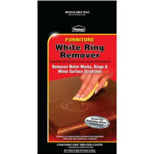 White Ring Remover Cloth 188321