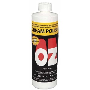 OZ Cream Polish 195976