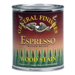 General Finishes Water-Based Wood Stain - Pint