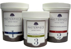 Masterpiece Wood Finishes