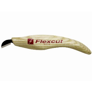 Flexcut Mini Chip Carving Knife KN20 125176