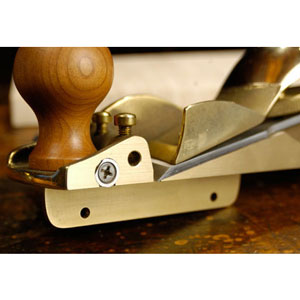 Lie Nielsen No. 140L Skew Block Plane with Nicker 134017