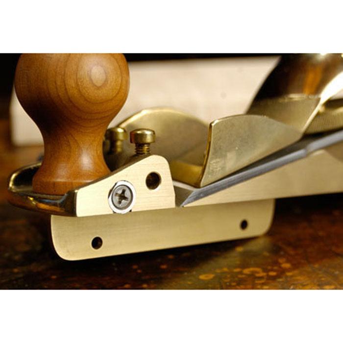 Lie Nielsen No. 140 Bronze Left Hand Skew Block Plane with ...