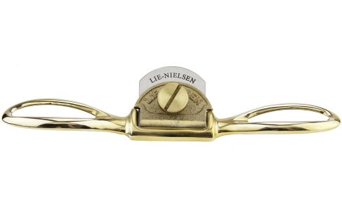 Lie-Nielsen Small Bronze Spokeshaves