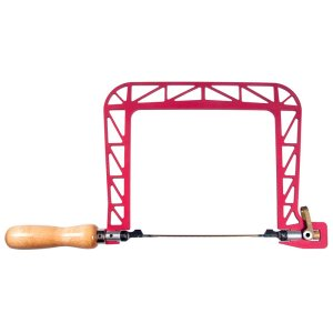 Knew Concepts Woodworker's Aluminum Coping Saw