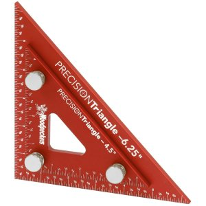 Woodpeckers Precision Triangle Set - 4 inch and 6 inch