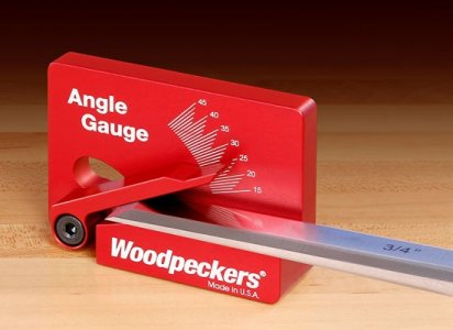 Woodpeckers OneTime Tool - Angle Gauges