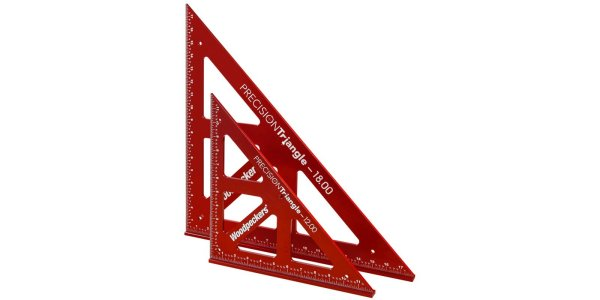 Woodpeckers OneTime Tool - Precision Triangles