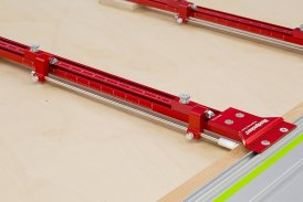 Woodpeckers Onetime Tool Parallel Guide System For
