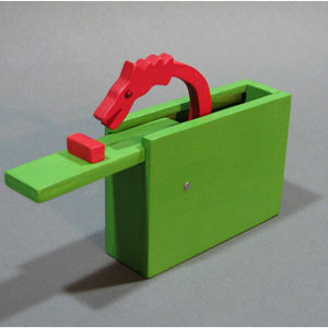 Pop-up Dragon Downloadable Plan PD1