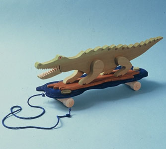 Hungry Gator Downloadable Plan HG1